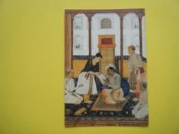 Le Peintre Abu'l Hassan Et Djahânguir Par L'Ecole Moghole. - Iran