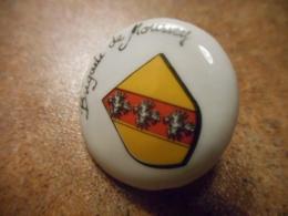 A039 -- Pin's Brigade De Moussey -- Exclusif Sur Delcampe - Police