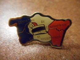 A039 -- Pin's Compagnie De Gendarmerie De Wissembourg - Police