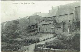 Ocquier. Le Thier De L'Eau - Clavier