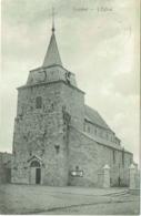 Ocquier. L'Eglise - Clavier