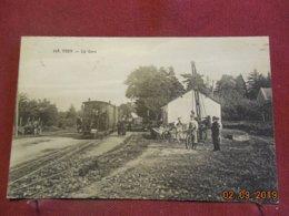 CPA - Ussy - La Gare - Autres Communes