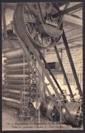 PAPETERIES DE RUYSSCHER S.A. BRUXELLES , USINE DE LEMBECQ (LEMBEEK) ,  SECTION A , UNE CALANDRE - België