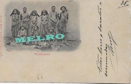 "Angola - Mondombes ""  Postacoml   Carimbo Dos Correios  Do   LUZO   4-5-1902"". - Angola"