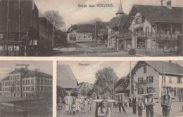 CPA  Suisse, Gruss Aus KERZERS, 1910 - FR Fribourg