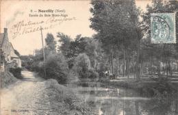 NEUVILLY (59) - Entrée Du Bois Mont-Aigu - France