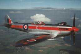 Supermarine Spitfire LF Mk XVI TD 248 -G-OXVI - Avions