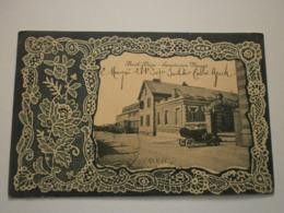 62 Berck Plage, Sanatorium Vincent. Carte Inédite Et Rare (et Avec Portail D'entrée) (A6p24) - Berck