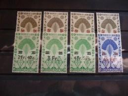 COLLECTION  SERIE  TIMBRES   MADAGASCAR   1945   N  290  A  297  COTE  6,00  EUROS   NEUFS  LUXE** - Sammlungen (ohne Album)