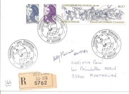 1984 Expo. Jeux Olympiques Los Angeles :Tir à L'Arc à Voussac.Recommandée - Tir à L'Arc