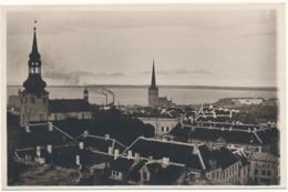 TALLINN - A View From The Tall Herman - Estonie