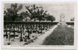 62 : ARRAS - LA MAISON BLANCHE - CIMETIERE MILITAIRE ALLEMAND - Arras