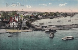 RIGA , Latvia , 1900-10s ; Ballast Dam - Lettonie