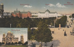 RIGA , Latvia , 1900-10s - Lettonie