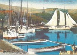 Reproduction De Carte Postale Ancienne TAHITI PAPEETE Les Quais - Tahiti