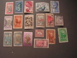 Old Stamps Very Old Afrika Madagaskar - Briefmarken