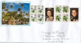 Belle Lettre De SUVA, FIDJI/FIJI, Adressée En Australie (Honeyeaters Birds) - Fidji (1970-...)