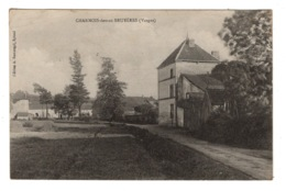 88 VOSGES - CHARMOIS Devant BRUYERES - France