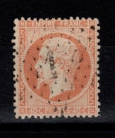 YV 23 Etoile 1 De Paris , Pas Aminci - 1849-1876: Classic Period