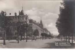 RP: RIGA , Latvia , 1929 ; Elizabethstrasse #3 - Lettonie