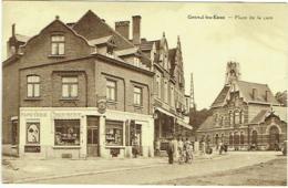 Genval-les-Eaux. Place De La Gare. - Rixensart