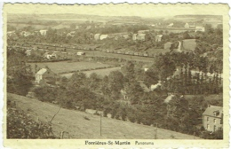 Forrières-St-Martin. Panorama. - Belgium