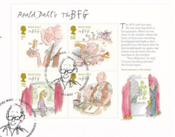 A- Great Britain 2012 - Souvenir Sheet   - Children's Books By Roald Dahl, 1916-1990 - 1952-.... (Elizabeth II)