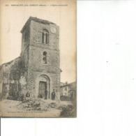 55-BEAUMONT EGLISE BOMBARDEE - France