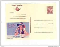 Publibel Neuve N° 2738 (Vin De France: Sica Monroc) - Stamped Stationery