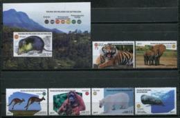 Cuba 2017 / Fauna Animals Mammals MNH Mamiferos Säugetiere / Cu7103  36-21 - Sellos