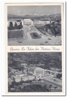 Genéve, Le Palais Des Nations-Unies - GE Genève