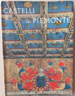 CASTELLI DEL PIEMONTE -EDIZIONE 1961 (70919) - Musica
