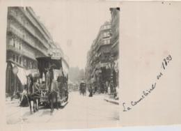 CPHOTO MARSEILLE 1899  @ CANNEBIERE @ - Autres