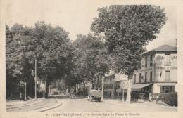 CPA CHAVILLE 92 - Grande Rue La Pointe - Chaville
