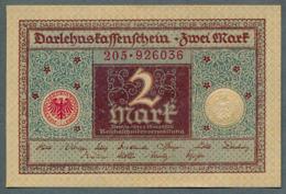 Pick 59 Ro 65 DEU-190   2 Mark 1920  UNC ! - [ 3] 1918-1933 : República De Weimar