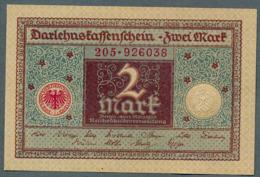 Pick 60 Ro 65 DEU-190   2 Mark 1920  UNC ! - [ 3] 1918-1933 : República De Weimar