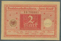 Pick 59 Ro 65b DEU-191   2 Mark 1920  UNC ! - [ 3] 1918-1933 : República De Weimar