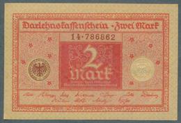 Pick 59 Ro 65b DEU-191   2 Mark 1920  UNC ! - 2 Mark