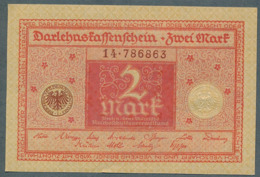 Pick 60 Ro 65b DEU-191   2 Mark 1920  UNC ! - [ 3] 1918-1933 : República De Weimar