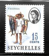 Seychelles 1962 SC# 200 - Seychelles (...-1976)