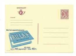 Publibel Neuve N°  2790(papier à Cigarettes  RIZ LA + °  Angoulême ) - Stamped Stationery