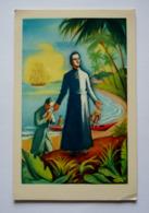 Premier Missionnaire De FUTUNA - ST PIERRE CHANEL (fut Canonisé Le 13 Juin 1954) - Wallis En Futuna