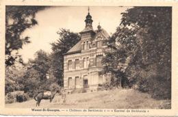 Weerst-St-Georges NA1: Château De Berkheide - Oud-Heverlee
