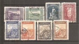 Turquía - Turkey - Yvert  754-55, 759-64, 766 (usado) (o) - 1921-... República