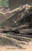74  - Village Des Houches Et L'Aiguille Du Goûter - Les Houches