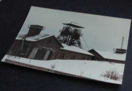 PHOTOS MINES CHEVALEMENTS CHARBONNAGES LOIRE Puits Du Marais Chambon Feugerolles - Le Chambon Feugerolles
