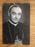 Mgr. Wilhelmus Marinus Bekkers Bisschop Den Bosch - Devotieprenten