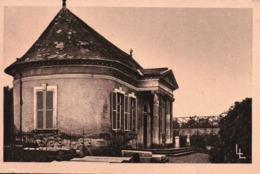 CPA 76 MONTIVILLIERS Temple Protestant  Tampon De La Journée Du Timbre - Montivilliers