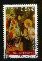 """""""Adoration Des Rois Mages"""" Peinture Sur Bois .Année 1530,  Oblitéré 1 ère Qualité 2009 - Used Stamps"""