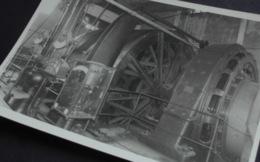 PHOTOS MINES CHEVALEMENTS CHARBONNAGES Machine Extraction Puits Saint Louis MESSEIX - France